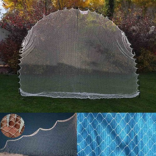 Protective Anti Bird Net Mesh Poultry Fish Netting Garden Pest Safety For Your Swimming Pool, Spa Or Even - Of Shades Hats Charleston