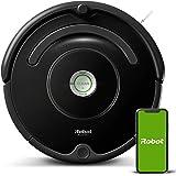 iRobot - Robot aspirador Roomba 671 conectado a WIFI, Para alfombras y suelos, Tecnología Dirt Detect, Sistema limpieza…