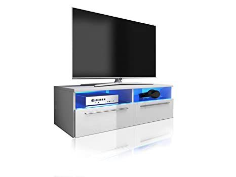 Mobile Tv Moderno Bianco : Siena mobile porta tv supporto tv moderno cm bianco