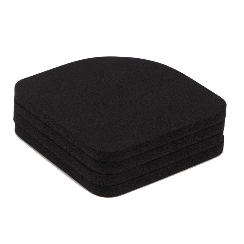 Loria 8pcs Anti-Vibration Mat Pads Anti-Walk Pads Non-Slip Mats for Washing Machine