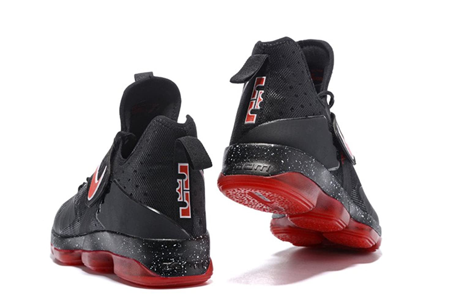 Nike Lebron 14 Black Gym Red