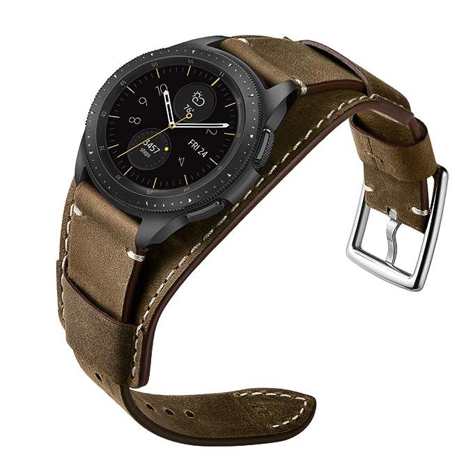 Ayigo - Correa de Repuesto para Samsung Galaxy Watch 46 mm ...