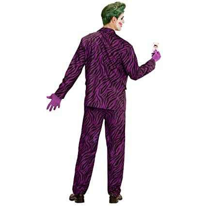 Traje Adulto Malvado - XL (ES 54) | Disfraz Hombre Joker ...