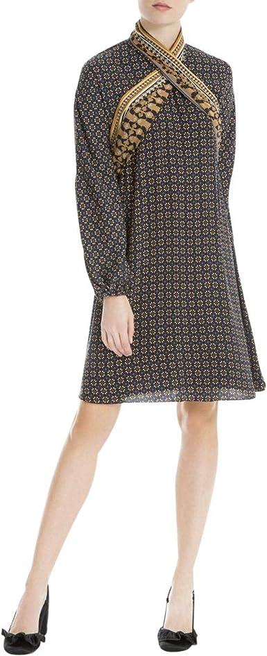 Max Studio London Womens Roxanne Tunic Dress