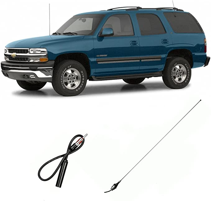 Chevy Express 1996-2015 Factory OEM Replacement Radio Stereo Custom Antenna