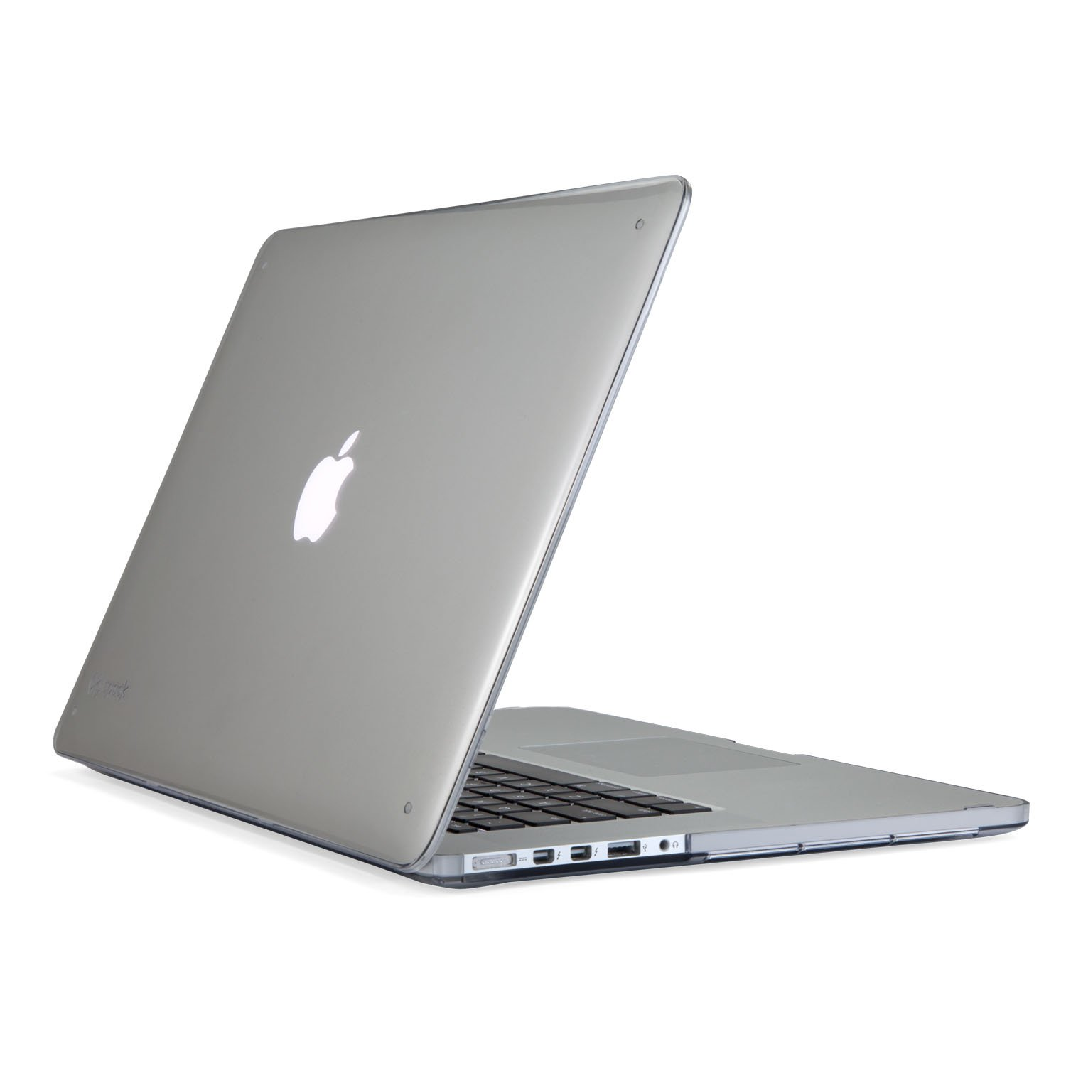 Speck Products SeeThru Hard Shell Case for MacBook Pro with Retina Display 15-Inch, Clear by Speck (Image #1)