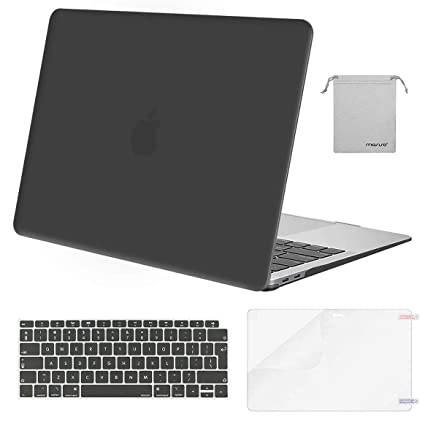MOSISO Funda Dura Compatible con 2019 2018 MacBook Air 13 ...
