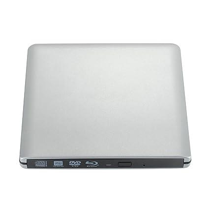 Grabadora externa - SODIAL(R)Grabadora de rayo azul BD-RW/DVD