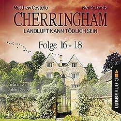 Cherringham - Landluft kann tödlich sein: Sammelband 6 (Cherringham 16-18)