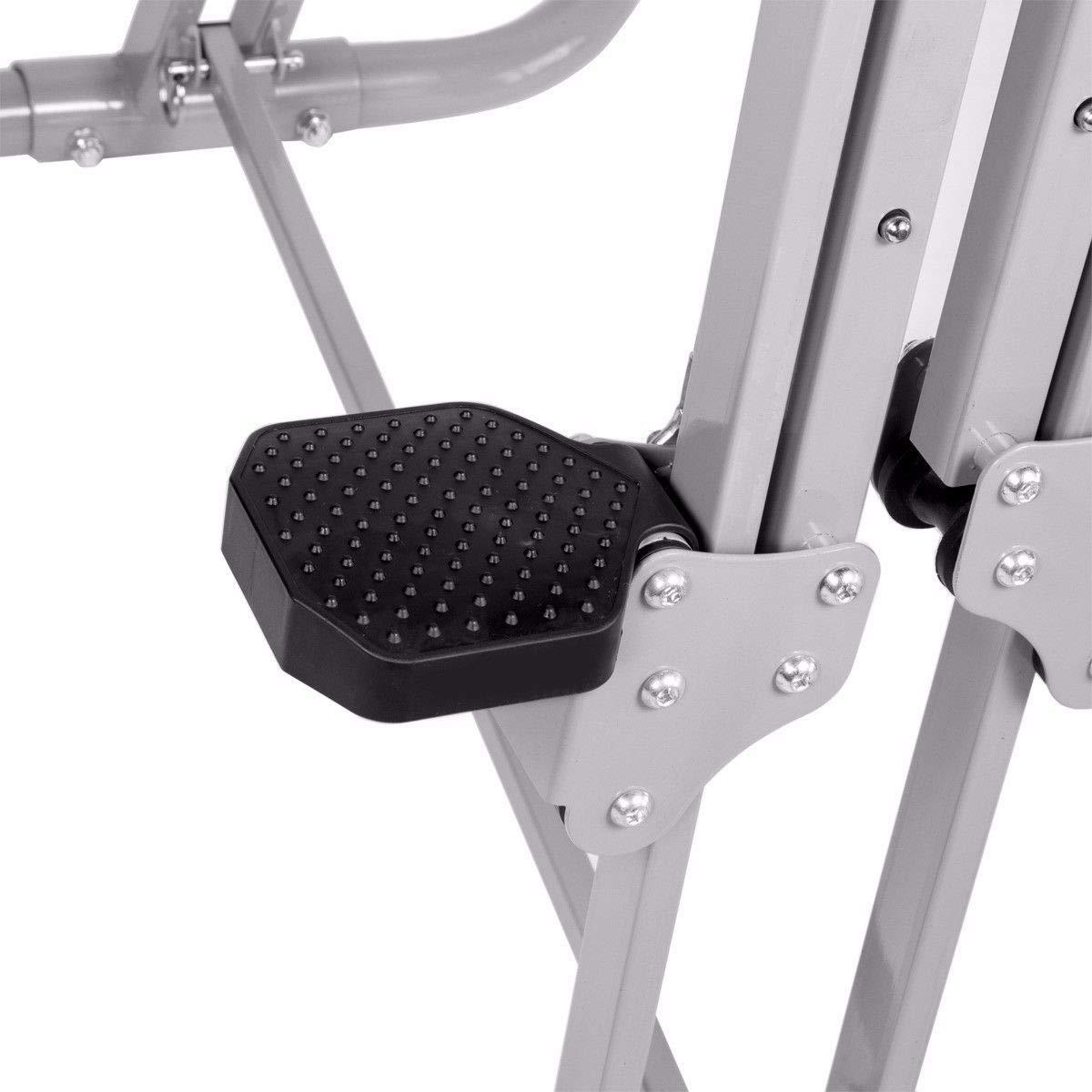 XtremepowerUS Vertical Climber Fitness Cardio Exercise Machine by XtremepowerUS (Image #9)
