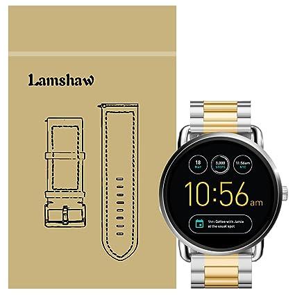 Amazon.com: lamshaw correa para reloj inteligente para ...