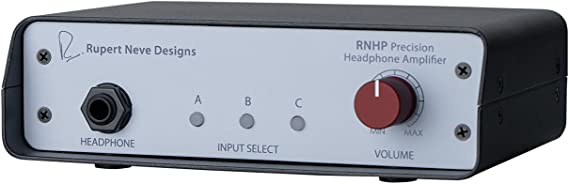 Ben noto Amazon.com: Rupert Neve Designs RNHP Headphone Amplifier ZW85