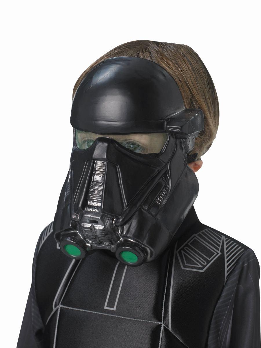 Rubie's Star Wars Maske Kindermaske Maske Wars Death Trooper Karneval 624800