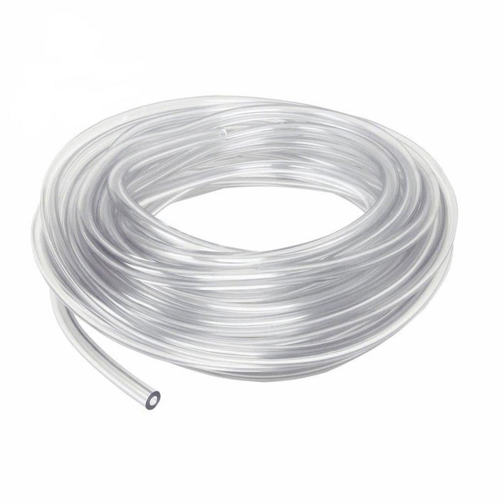 5//8 13//16 NewAge Industries 2802702 Silcon Unreinforced Silicone Tubing 100 ft 5 PSI OD Peroxide Cured.625 ID.813