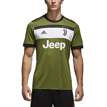88e0d3136 Amazon.com   Adidas Juventus 3rd Jersey  CRAGRN    Sports   Outdoors