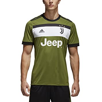 Amazon.com: adidas Juventus 3rd Jersey 17/18 Mens: Sports ...
