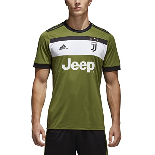 adidas Juventus Third Soccer Stadium Jersey 2017-18 (2XL)