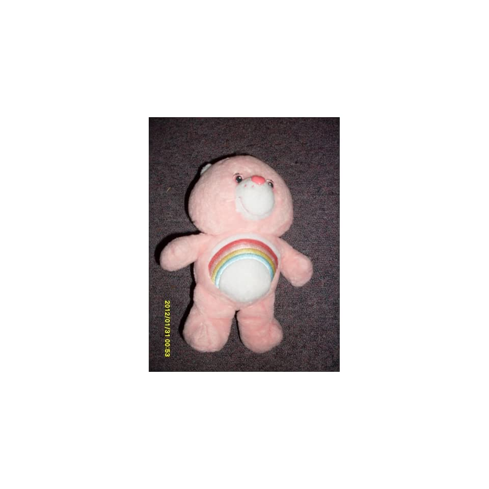 Care Bear Baby Cheer Bear 9 in Plush Sings Abcs