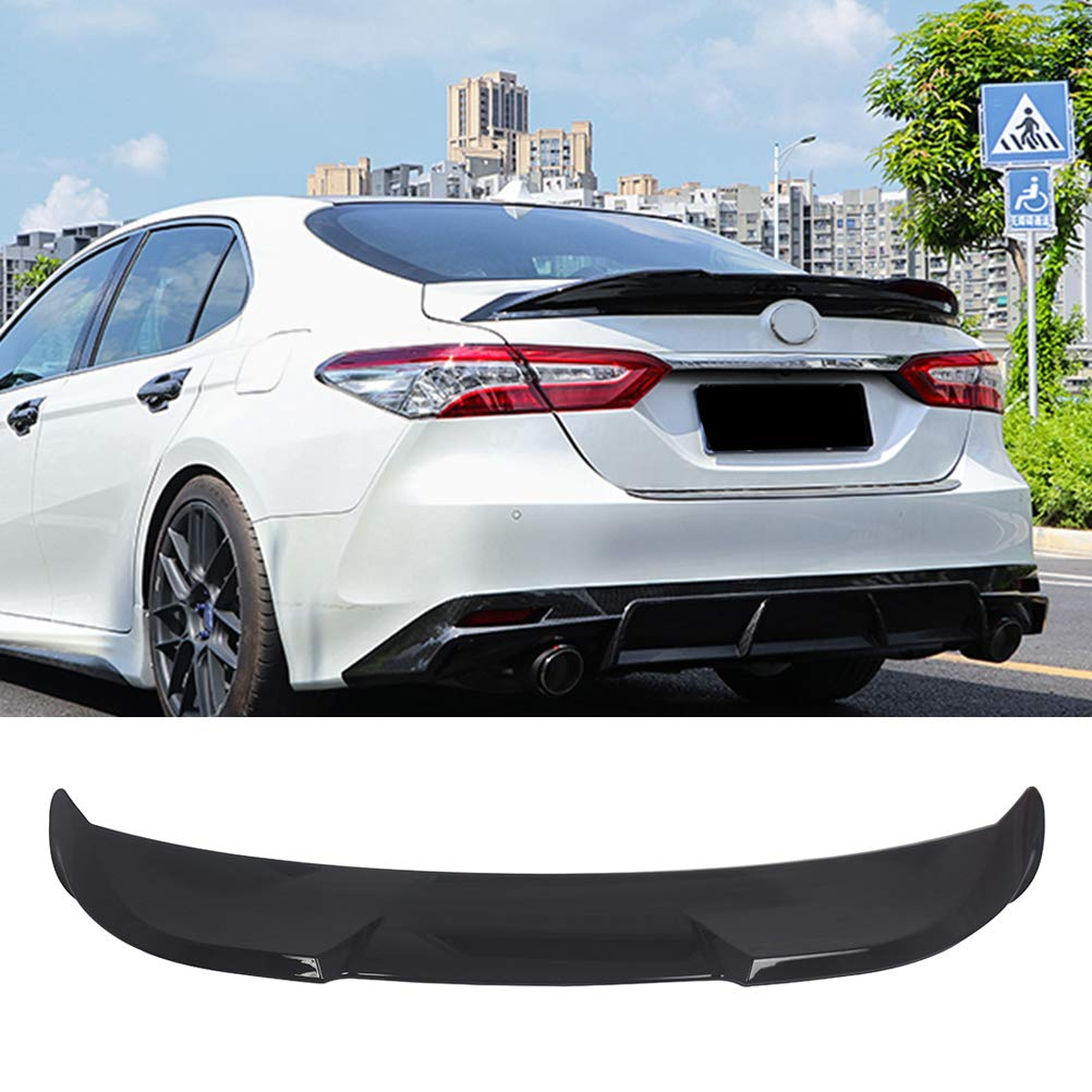 Black Toyota Camry >> Amazon Com Ninte Spoiler For 2018 2019 Toyota Camry Le Xle Se Xse