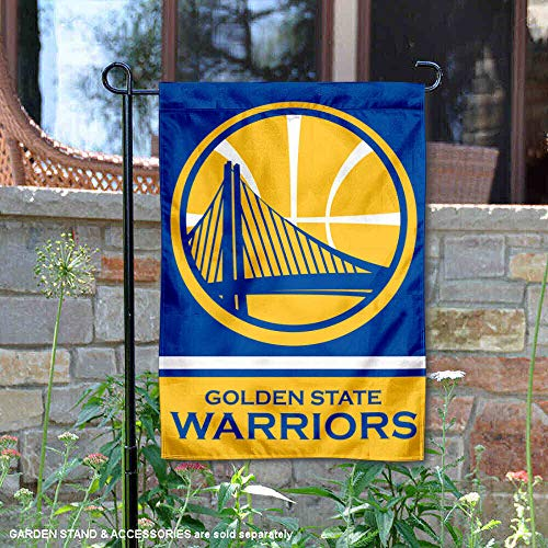 Wincraft Golden State Warriors Double Sided Garden - Flag National 3rd