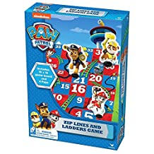 Paw Patrol Zip Lines And Ladders Board Game