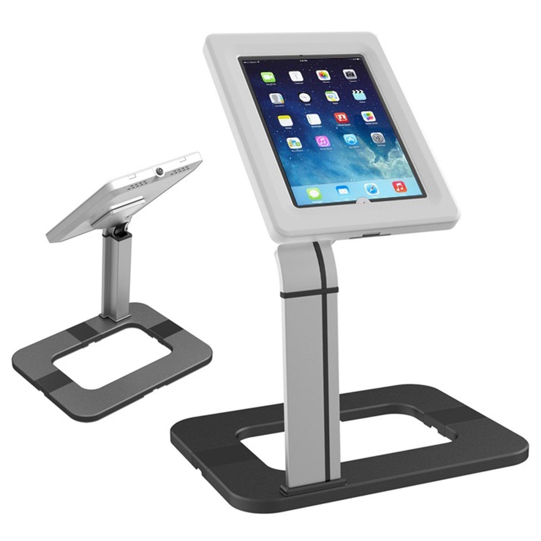 """Maclean - MC de 644Universal Tablet Escritorio Soporte, Soporte de Tableta, Soporte con Bloqueo para iPad 1, 2, 3, 4, Air, y DE 9.7""""10.1Galaxy tabletas, Anti-Theft MC-644"""