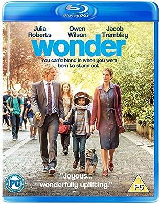 Wonder [Edizione: Regno Unito] [Italia] [Blu-ray]: Amazon.es: Cine y Series TV