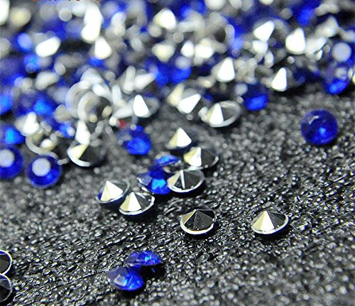 Brilliant Shop Acrylic Color Faux Round Diamond Crystals