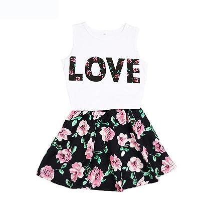 SEX_ROT - Falda - falda escocesa - para niña blanco blanco: Amazon ...
