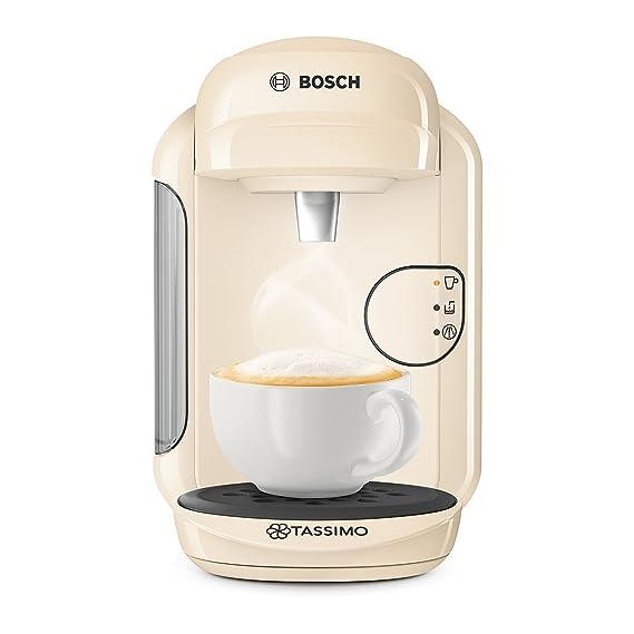 Bosch TAS1407 Tassimo Vivy 2, Cafetera automática de cápsulas ...