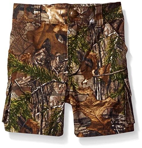 Carhartt Boys' Shorts, Realtree Xtra Camo, 24M