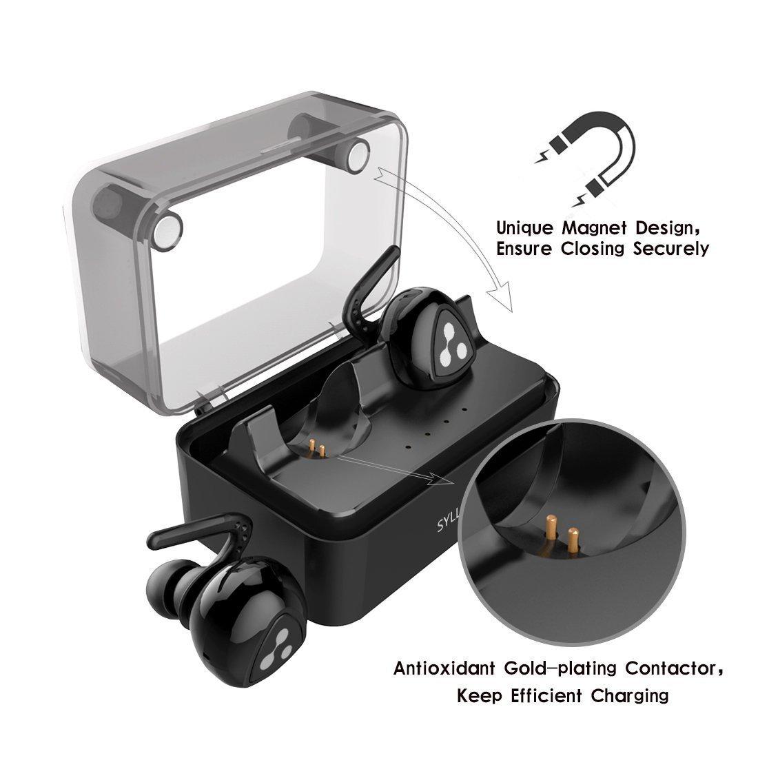 Oferta auriculares bluetooth Syllable D900 Mini sin cable por 19 euros (Cupón Descuento) 1 syllable d900