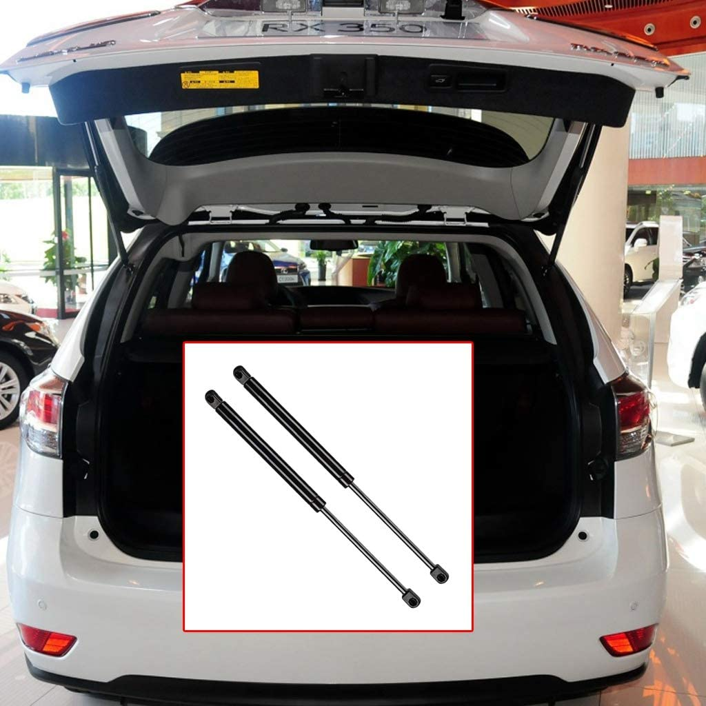 Domilay 2PCS Tailgate Rear Trunk Lift Supports Shock Struts for RX350 Rx450H 2010-2015 689500E030R 689600E030L