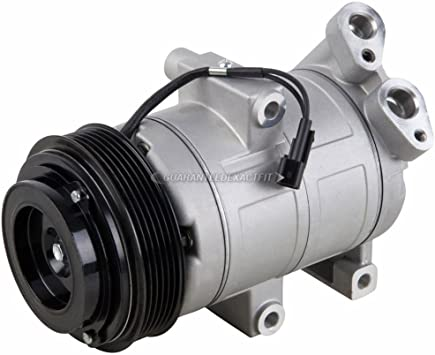 Amazon Com Ac Compressor A C Clutch For Ford Escape Mazda