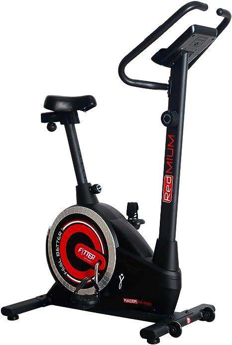 FYTTER - Bicicleta Estática Ra-M8R: Amazon.es: Deportes y aire libre