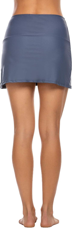 Ba/ñador para mujer con protecci/ón UV pantalones de deporte para la playa pantalones de bikini de secado r/ápido deportes acu/áticos Balancora