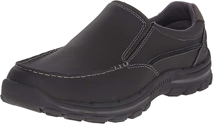 Zapatos Skechers – Braver-Rayland Negro Talla: 42,5