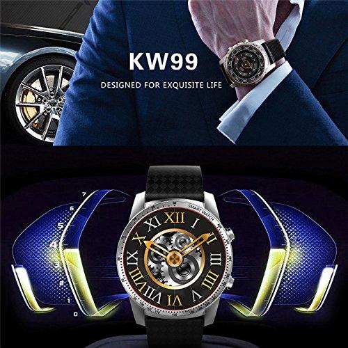 yuanline reloj inteligente K99 kw99 reloj inteligente ...