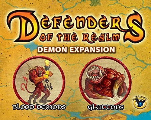 Defenders of the Realm: Demons