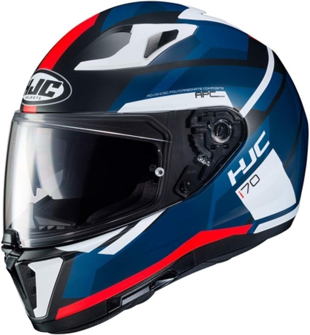 Helmet HJC I70 ELIM BLACK//BLUE//RED S