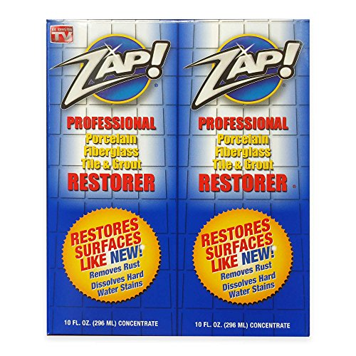 ZAP! Professional Cleaner Restorer Concentrate, Twin Pack from ZAP!