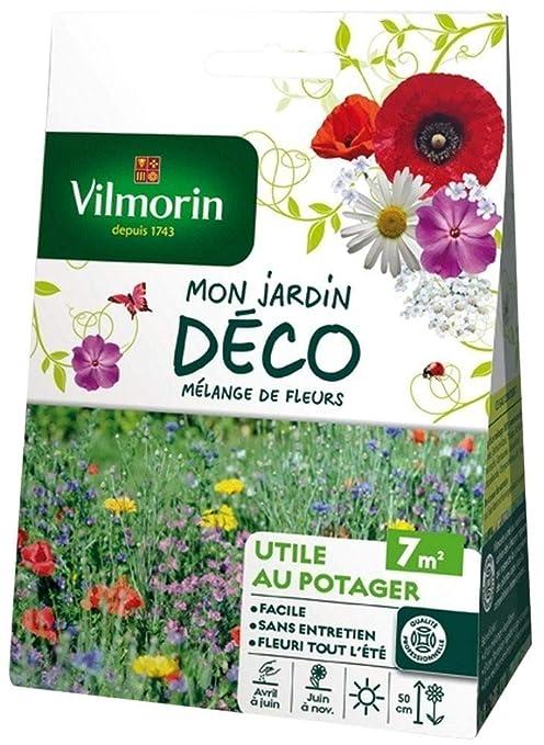 bolsa de semillas Mezcla útil de huerto 7M2 Vilmorin: Amazon.es ...