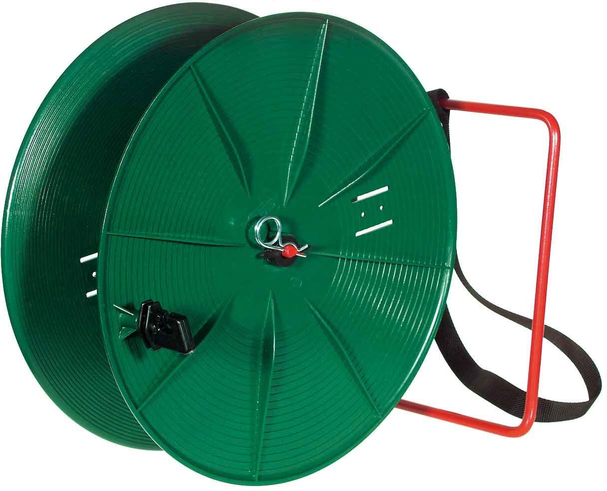Breitbandhaspel mit Rückenträger Göbel