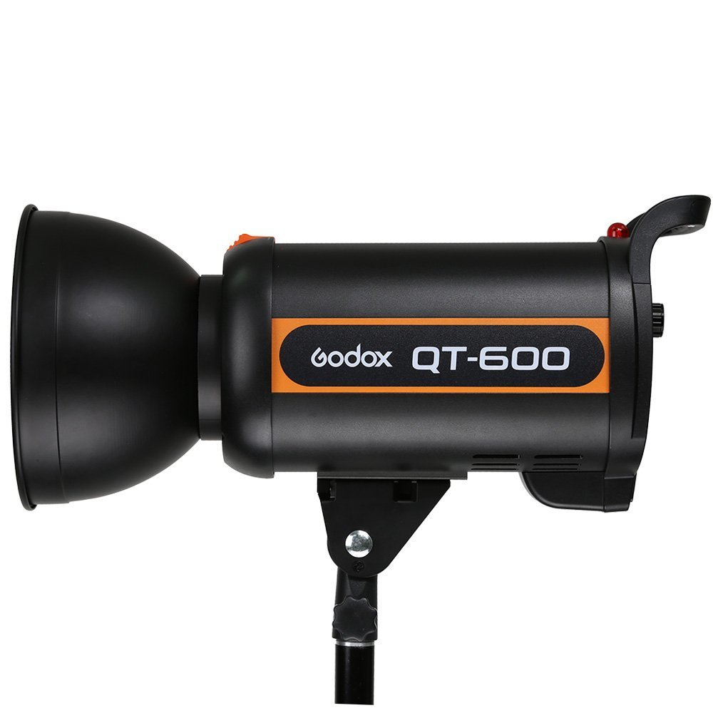 Godox QT600 600W Fast Speed Photography Studio Strobe Flash Light Head 110V by Godox (Image #3)