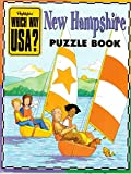 img - for New Hampshire Puzzle Book (Highlights Which Way USA?) book / textbook / text book