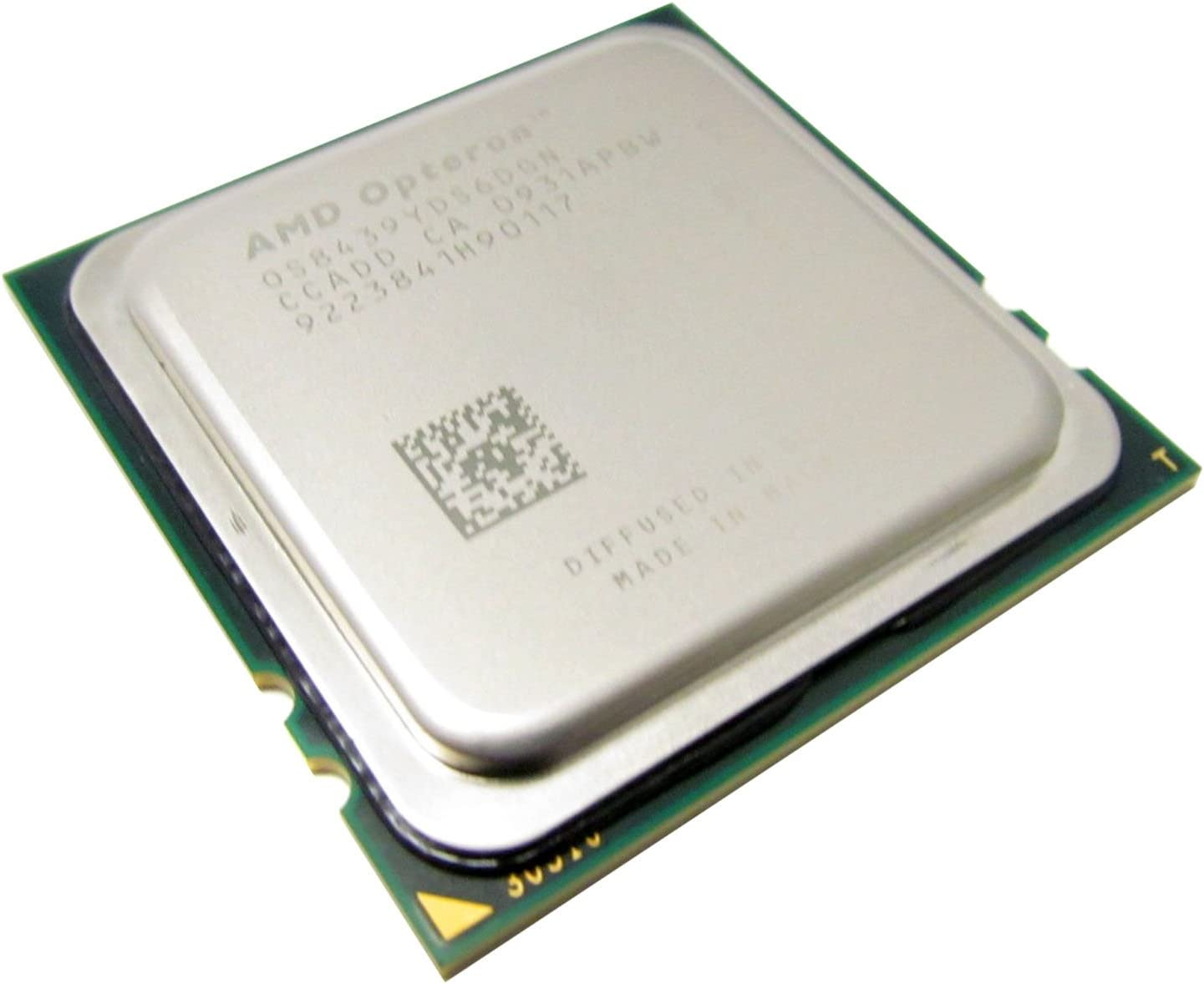 AMD OS8439YDS6DGN ISTANBUL X6 8439 SE F1207 2.8G 6MB 105W 4800MHZ 800DDR2 TRAY