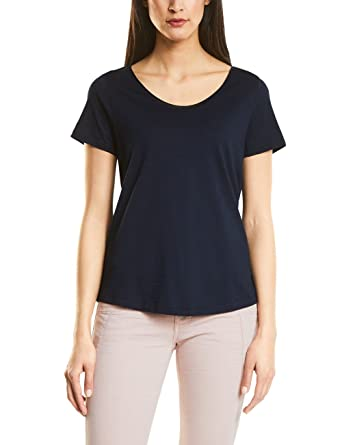 42735696108c Street One Damen T-Shirt  Amazon.de  Bekleidung