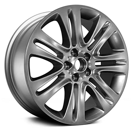 Amazon Com Replacement 7 Double Spokes Light Smoked Hyper Silver