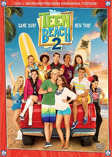 Teen 2 Disney Beach (Teen Beach 2)