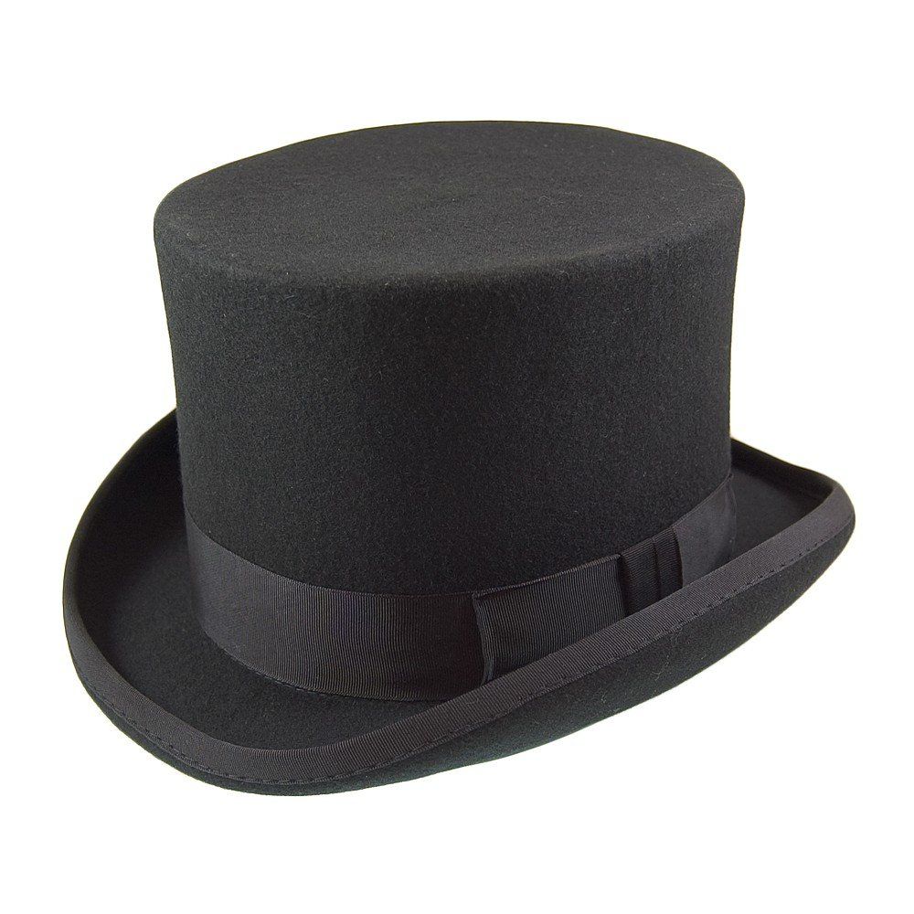 Christys Hats Wool Top Hat